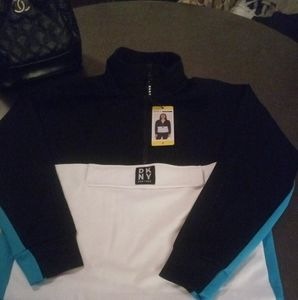 Brand New DKNY Athletic Pullover